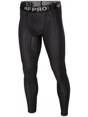 Men's compression pants  4FPro SPMF401A - claret