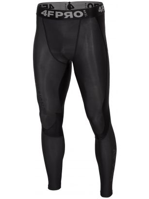 Men's compression pants 4FPro SPMF402A - black