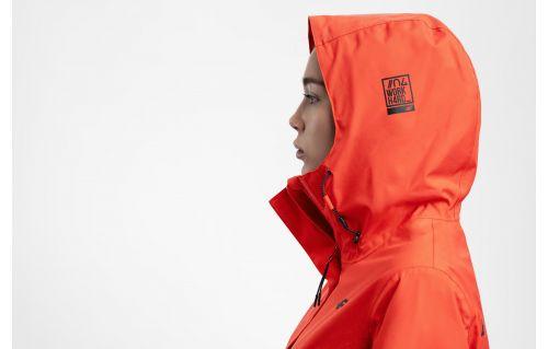 Women's urban jacket KUD301 - red