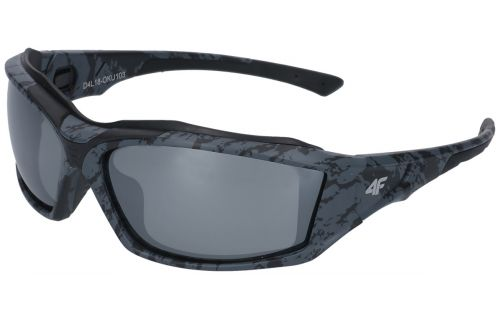 Sports sunglasses oku103 - dark grey