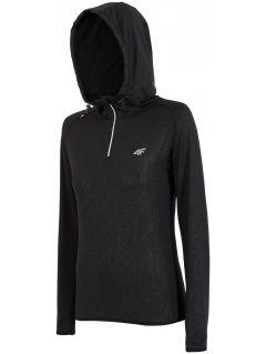 Women's active hoodie BLDF001 - black