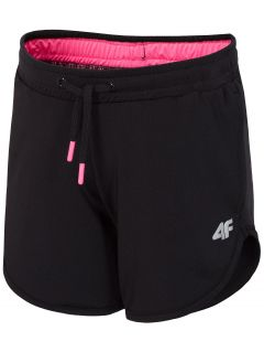 active shorts for small girls JSKDD300 - black