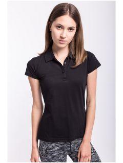 Women's polo shirt TSD050 - black