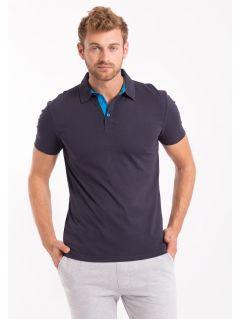 Men's polo shirt TSM050 - navy