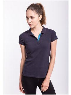 Women's polo shirt TSD051A - navy