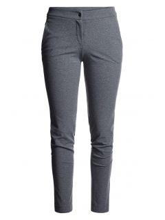 Women's casual pants Poland PyeongChang 2018 SPDC900 - light gray melange