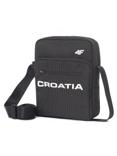Shoulder bag Croatia PyeongChang 2018 AKB750 - black