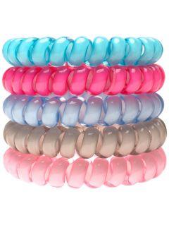 Hair ties (5 pieces) JGUM209 - multicolor