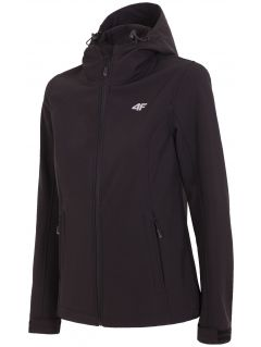 Women's softshell jacket SFD001 -  black