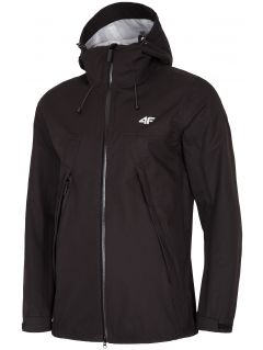 Men's urban jacket KUM007 - black