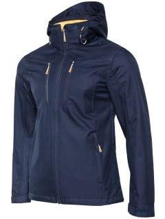 Men's softshell jacket SFM003 - denim melange