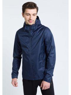 Men's urban jacket KUM207 -  navy melange