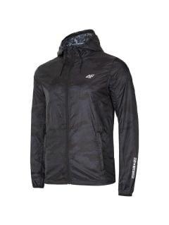 Men's active jacket kumtr204 - black