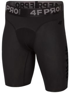 Men's baselayer shorts 4FPRO SPMF404 - black