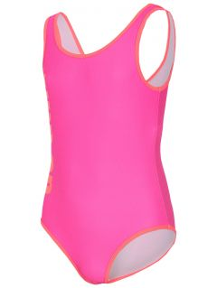 Swimsuit for small girls jkos300 - fuchsia
