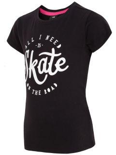 T-shirt for small girls jtsd106a -  black