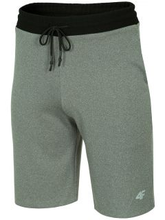 Men's active shorts SKMF260 - gray