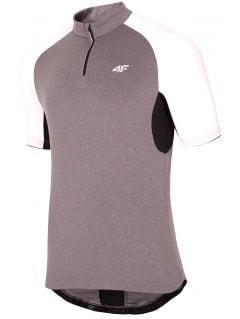 Men's cycling jersey RKM001 - light gray