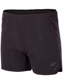 Men's active shorts SKMF262 - black