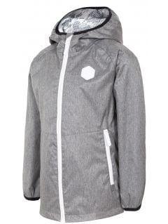 Urban jacket for small boys JKUM102 - grey