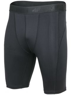 Men's active shorts SKMF006 - black