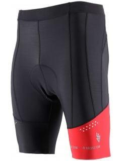 Men's cycling shorts rsm150  - black