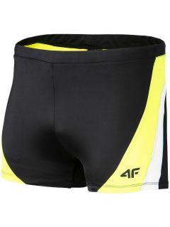 Men's swim trunks MAJM207 - black