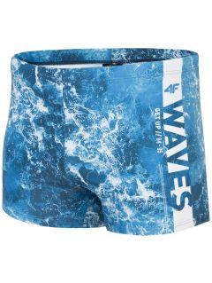 Men's swim trunks MAJM212 - multicolor