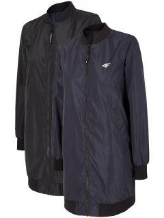 Women's jacket KUDC290 - deep black