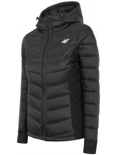 Women's jacket KUDP200 - deep black