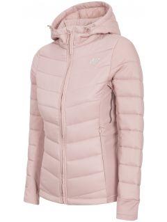 Women's jacket KUDP200 - light pink