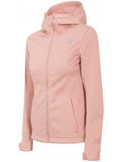 Women's softshell jacket SFD300 - pink melange