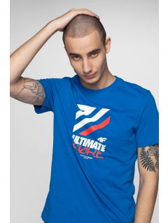 Men's T-shirt TSM226 - cobalt blue