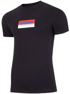 Men's T-shirt TSM231 - navy blue