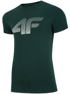 Men's T-shirt TSM312 - dark green