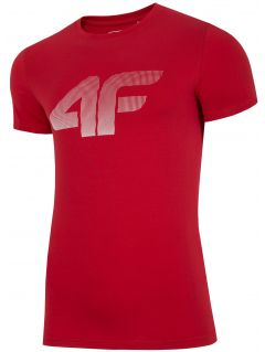 Men's T-shirt TSM312 - red
