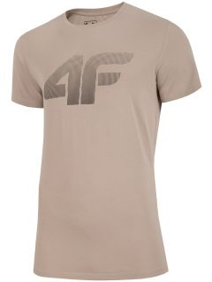 Men's T-shirt TSM312 - beige