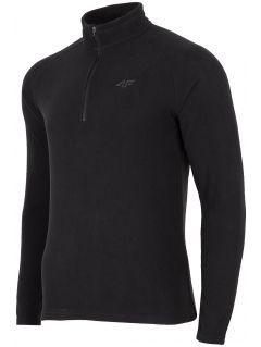 Men's fleece underwear BIMP251 - black