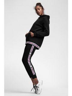 Women's hoodie BLD219 - black