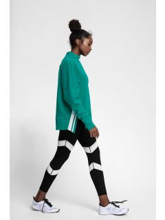 Women's sweatshirt BLD220 - green