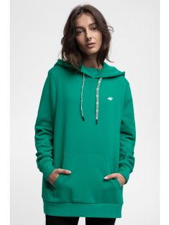 Women's hoodie BLD225 - green