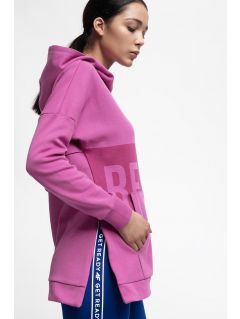 Women's hoodie BLD226 - fuchsia