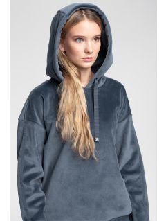 Women's hoodie BLD228 - navy
