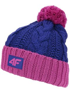 Women's hat CAD152 - blue