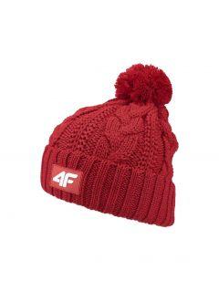 Women's hat CAD152 - red