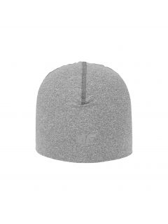 Unisex sports hat CAU200 - medium grey melange