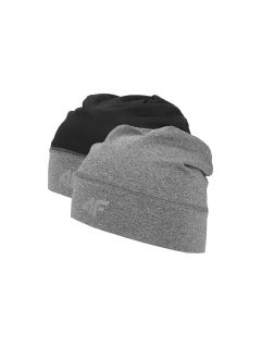 Unisex sports hat CAU201 - medium grey
