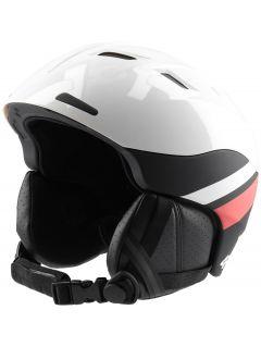 Women's ski helmet KSD150 - white