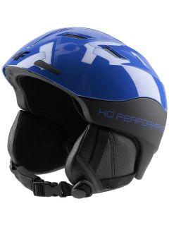 Men's ski helmet KSM150 - cobalt blue