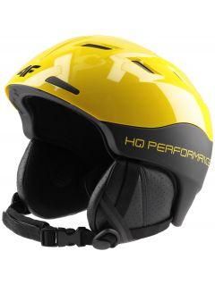 Men's ski helmet KSM150 - yellow